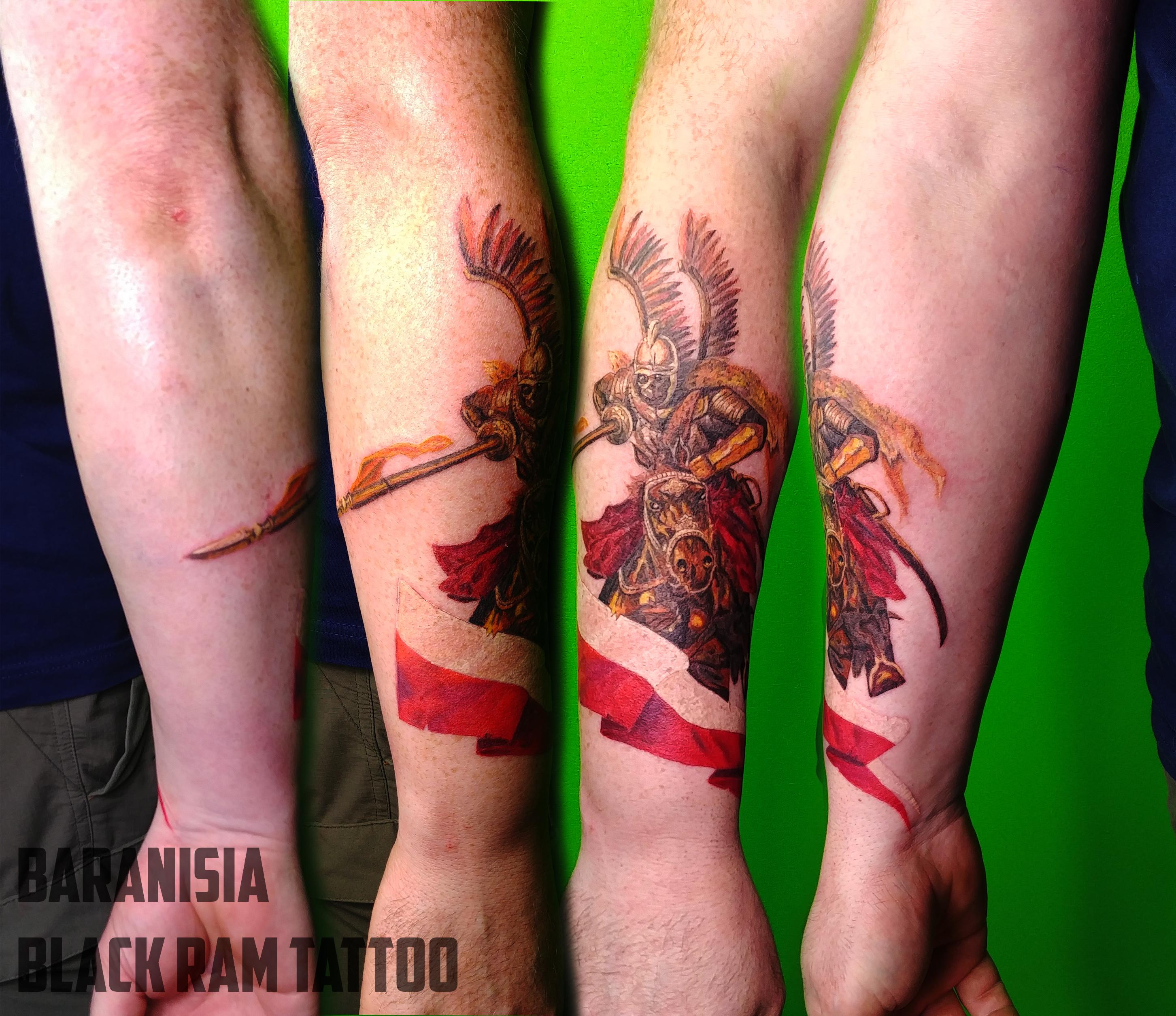 Black Ram Tattoo Twoje Studio Tatuażu Rumia